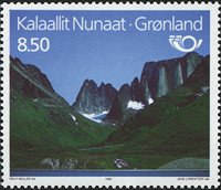 Groenland - 1995. Norden - 8,50 kr. - Multicolore