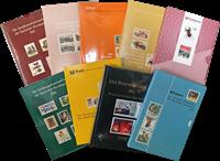 Alemania del Oeste - 9 libros anuales
