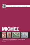 Michel Germany Special catalogue II 2016 - English