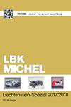 Michel catalogue - Liechtenstein 2017/18