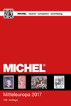 Michel catalogue - Central Europe 2017