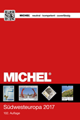 Michel catalogue - Southwest Europe 2017 vol 2