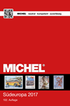 Michel catalogue - Southern Europe 2017