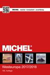 Michel catalogue - Western Europe 2017/18