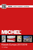 Michel catalogue - Europe classic 2017/18