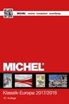 Michel catalogue - Europe classic 2017/18