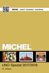 Michel catalogue - ONU Special 2017/18