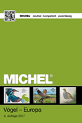 Michel Thematic catalogue - Birds 2017