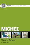 Michel motiv-frimærkekatalog Fugle 2017