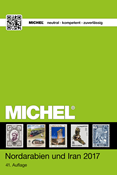 Michel catalogue - North Arabia and Iran 2017 vol 1