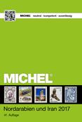 MICHEL - Northern Arabia and Iran 2017 - Stamp catalogue