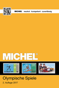 MICHEL - Olympic Games 2018 - Stamp catalogue