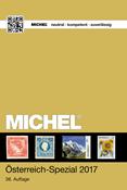 Michel Itävalta erikoisluettelo 2017