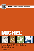 Catalogue Michel - Erreurs de plaques Allemagne/Berlin 2017