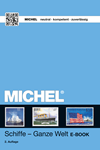 Michel thematic catalogue - Ships 2017