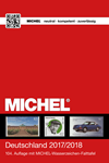 Michel catalogue - Germany 2017/18