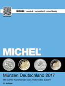 Michel catalogue - Germany coins 2017