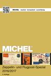 Michel catalogue - Zeppelin 2017