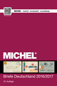 MICHEL - Germany, letters 2016/2017 - Stamp catalogue