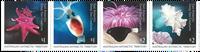 Australian Antarctic - Marine - Mint set 4v