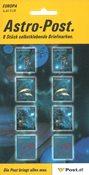 Autriche - Signes astrologiques, Verseau, Poissons, Capricorne, Chien rouge - Bloc-feuillet neuf