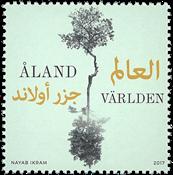 Åland - Multikulturelt samfund - Postfrisk frimærke