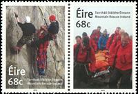 Irland - Bjergredning - Postfrisk sæt 2v