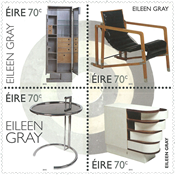 Irlanti - Eileen Grey - Postituoreena
