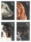 Irland - Hunde - Postfrisk sæt 4v