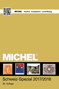 Michel catalogue - Switzerland special 2017/18