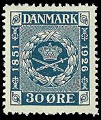 Danmark  Bogtryk AFA 156