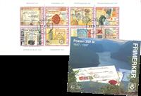 Norge posten hft.M.V.350 år#