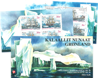 Greenland - Shipping - Mint booklet 02