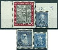 Allemagne de l'Ouest - Lot - 1949-67