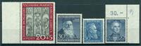 Alemania del Oeste - Lote - 1949-67