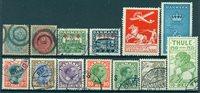 Danmark - Samling - 1854-1960