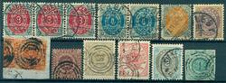 Danmark - Parti - 1852-1903