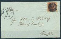 Danmark - Parti - 1853-64