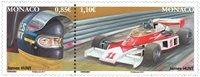 Monaco - Pilotes de voitures de course légendaires - Série neuve 2v