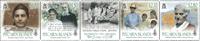 Îles Pitcairn - Rosalind Young, historienne - Série neuve 5v