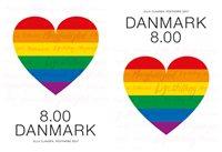 Danemark - Pride - Série neuve 2v