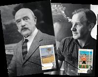 Australia - Streeton & Nolan - Maxi Cards
