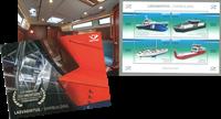 Estonia - Shipbuilding - Mint booklet