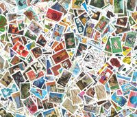 France 2000-16 - 500 different stamps