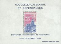 Nlle Calédonie BF6 *Ausipex'84