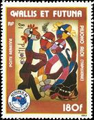 Wallis - YT PA139 - postfrisk