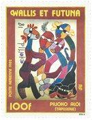 Wallis PA114 * 100 fr Tapisserie 1982