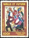 Wallis - YT PA114 - postfrisk