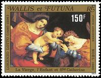 Wallis PA107 * 150 fr Noël 1980