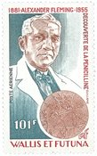 Wallis PA105 * 101 fr Alexander Fleming 1980